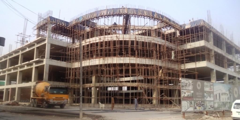 Current Construction images